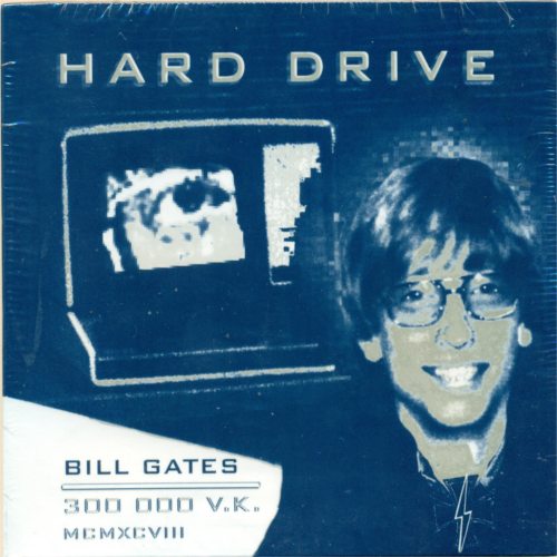 Bill Gates Hard Drive