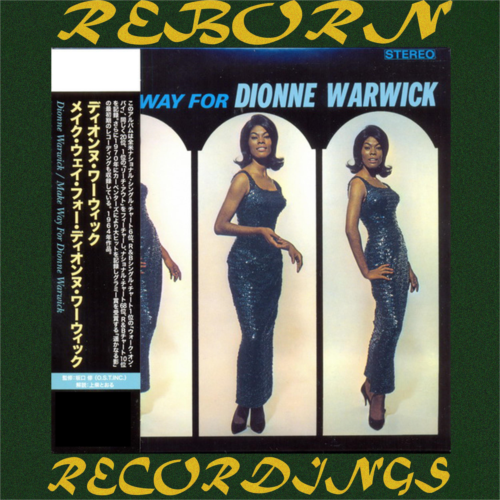 Make Way For Dionne Warwick (HD Remastered)